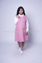 Baju Hamil Dress Hamil Menyusui Office Riana Dress    DRO 880 1  large