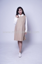 Baju Hamil Dress Hamil Menyusui Office Riana Dress    DRO 880 5  large