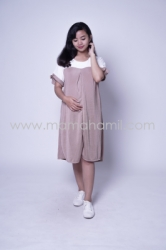 Baju Hamil Dress Hamil Menyusui Sabrina Chearly Dress   DRO 881 13  large