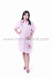 Baju Hamil Dress Hamil Modis Menyusui Jumbo   DS 842 23  large
