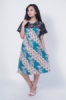 Dress Batik Menyusui Wayang Brokat   BTK 160 6  medium