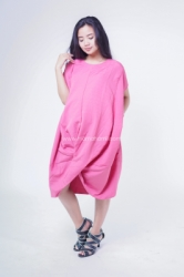 Dress Ibu Hamil Menyusui Kaftan SIlang Kaftania Dress   DRO 930 6  large