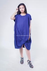 Dress Ibu Hamil Menyusui Kaftan SIlang Kaftania Dress   DRO 930 9  large