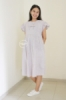 MAMA HAMIL Alice Dress Hamil Menyusui Stripe Simple Casual Formal Cloth   DRO 1002 10  medium