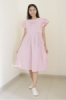 MAMA HAMIL Alice Dress Hamil Menyusui Stripe Simple Casual Formal Cloth   DRO 1002 13  medium