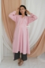 MAMA HAMIL Honey Dress Tunic Modis Elegant Polos Nyaman Simple Katun   DRO 1016 14  medium