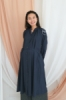 MAMA HAMIL Honey Dress Tunic Modis Elegant Polos Nyaman Simple Katun   DRO 1016 6  medium