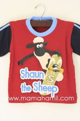Baju Anak Shaun The Ship