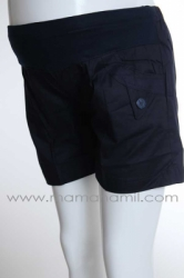 celana hamil hot pants katun   CLD 80 12  large