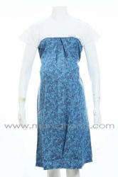 dress hamil intan brokat biru muda  DRO 560 1  large
