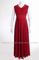 dress hamil kutung berkrah   DRO 412 17  large