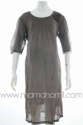 dress hamil shifon rose abu  DRO 334  large