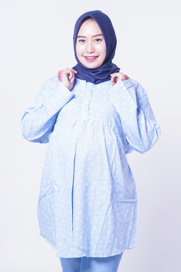 Baju Hamil Muslim Kerja
